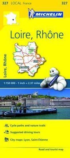 neuveden: Local Map - Loire, Rhone