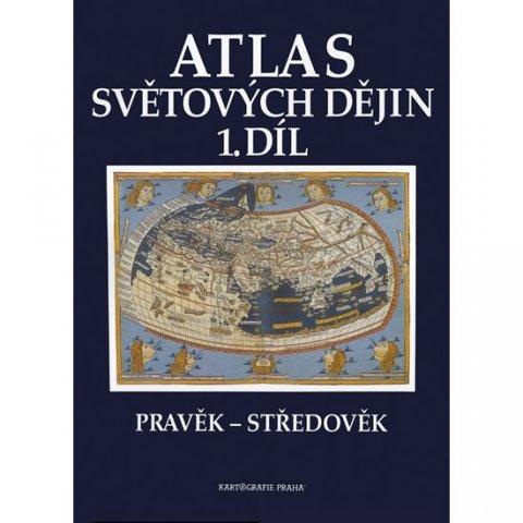 neuveden: Atlas světových dějin - 1. díl / Pravěk – Středověk (9. dotisk)