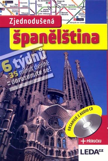 neuveden: Zjednodušená španělština + 2CD
