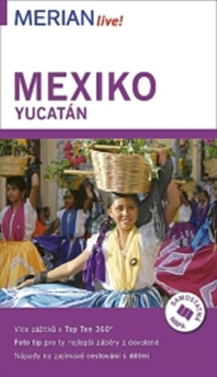 Müller-Wöbcke Birgit: Merian - Mexiko / Yucatán