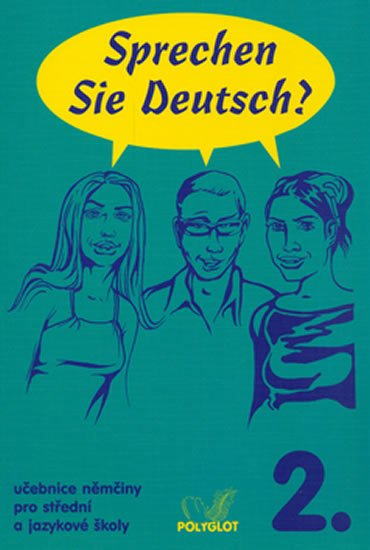 Dusilová Doris: Sprechen Sie Deutsch - 2 kniha pro studenty