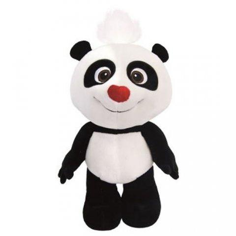 neuveden: Panda plyšová, 15 cm