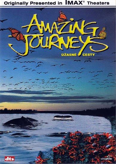 neuveden: Úžasné cesty - DVD