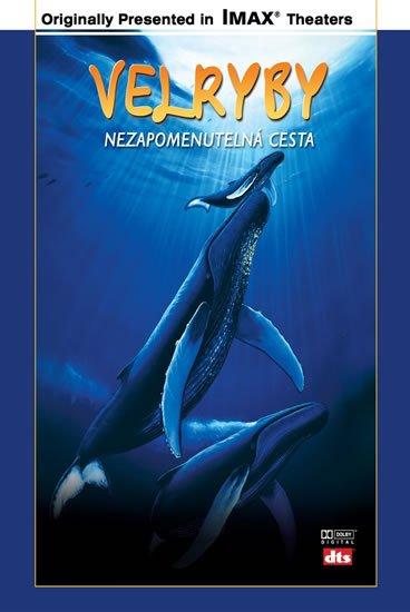 neuveden: Velryby - Nezapomenutelná cesta - DVD