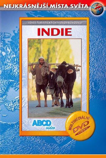 neuveden: Indie - Nejkrásnější místa světa - DVD