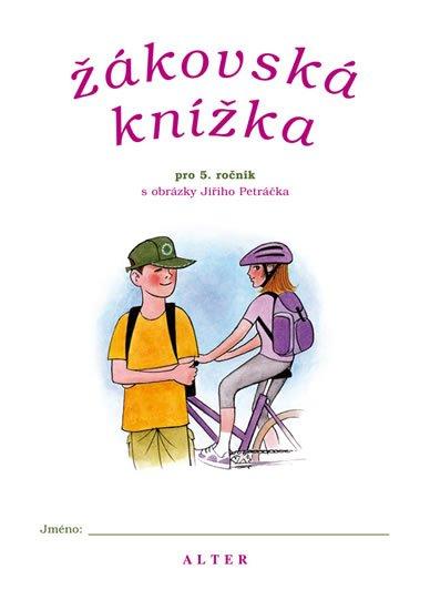 Petráček Jiří: Žákovská knížka pro 5. ročník ZŠ