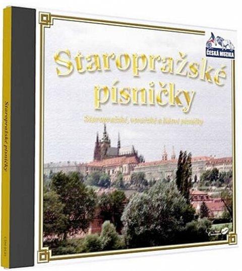 neuveden: Zmožek - Staropražské písničky - 1 CD