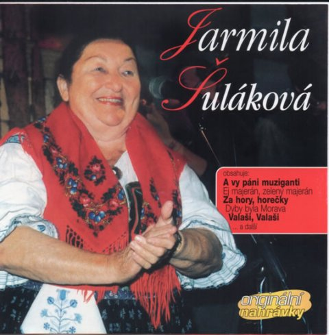Šuláková Jarmila: Jarmila Šuláková - Originální nahrávky - CD