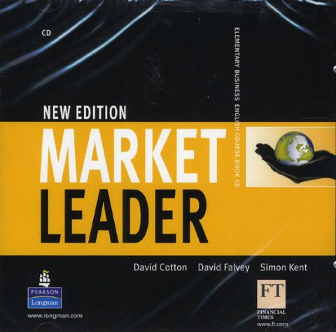 Cotton David: Market Leader New Edition Elementary Class CD