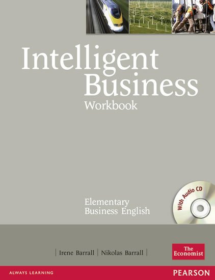 Barrall Irene: Intelligent Business Elementary Workbook w/ Audio CD Pack