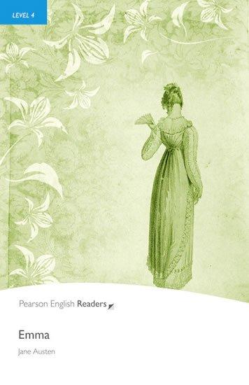 Austenová Jane: PER | Level 4: Emma Bk/MP3 Pack