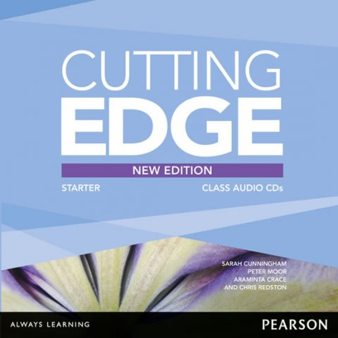Cunningham Sarah: Cutting Edge 3rd Edition Starter Class CD