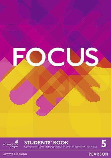 Jones Vaughan: Focus 5 Student´s Book