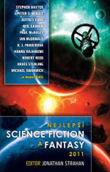 neuveden: Nejlepší science fiction a fantasy 2011