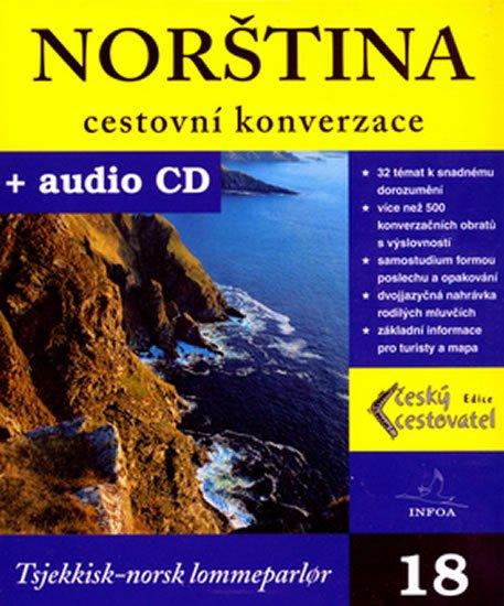 kolektiv autorů: Norština - cestovní konverzace + CD