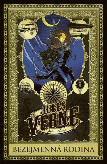 Verne Jules: Bezejmenná rodina