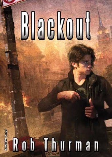 Thurman Rob: Kal Leandros 6 - Blackout