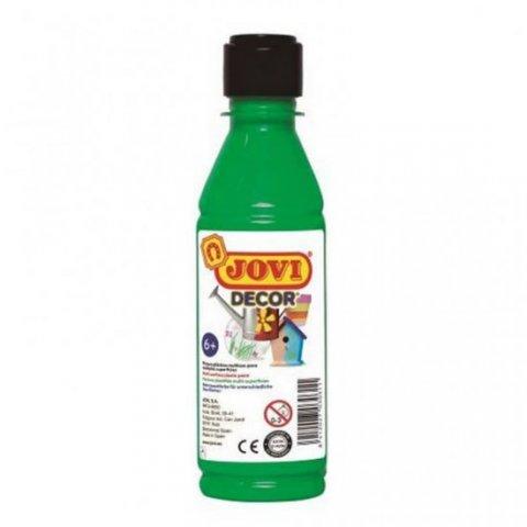 neuveden: JOVI DECOR - akrylová barva 250ml zelená