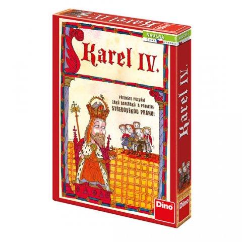 neuveden: Karel IV: Naučná hra
