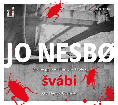 Nesbo Jo: Švábi - CD mp3 (Čte Hynek Čermák)