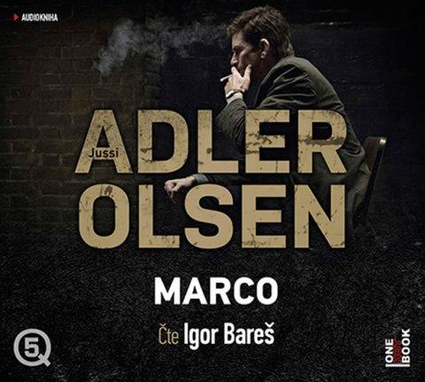 Adler-Olsen Jussi: Marco - CDmp3 (Čte Igor Bareš)