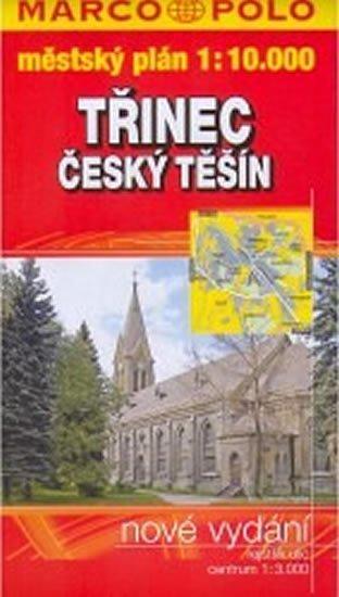 neuveden: Český Těšín 1:10 000