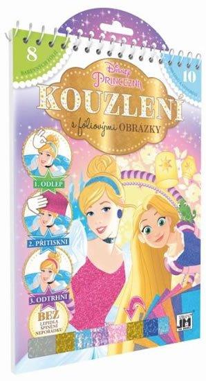 neuveden: Princezny - Kouzlení s fóliovými obrázky