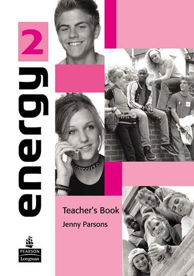 Pearson Jenny: Energy 2 Teacher´s Book w/ Posters