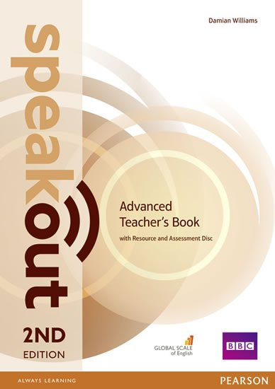 Williams Damian: Speakout 2nd Edition Advanced Teacher´s Guide w/ Resource & Assessment Disc