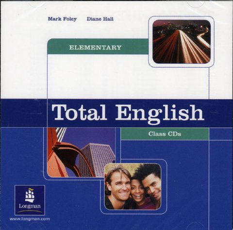 Hall Diane: Total English Elementary Class CDs