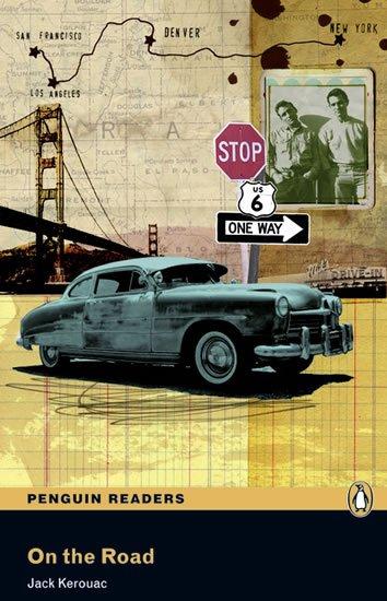Kerouac Jack: PER | Level 5: On the Road Bk/MP3 Pack