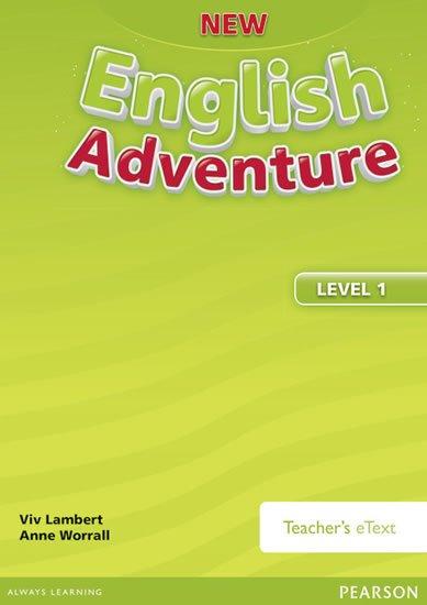 neuveden: New English Adventure 1 Teacher´s eText
