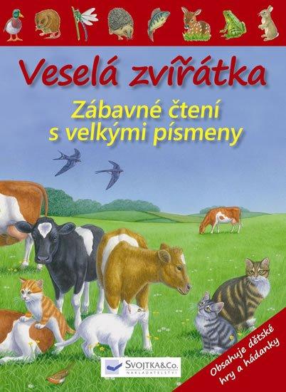 neuveden: Veselá zvířátka - Zábavné čtení s velkými písmeny