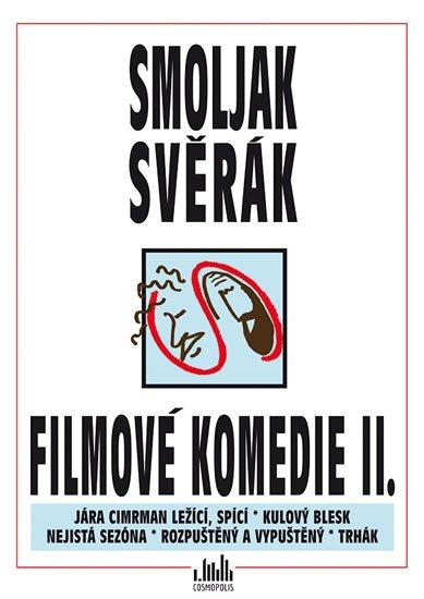Smoljak Ladislav, Svěrák Zdeněk,: Filmové komedie S+S II.