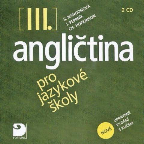 Nangonová a kolektiv Stella: Angličtina pro jazykové školy III. - 2CD