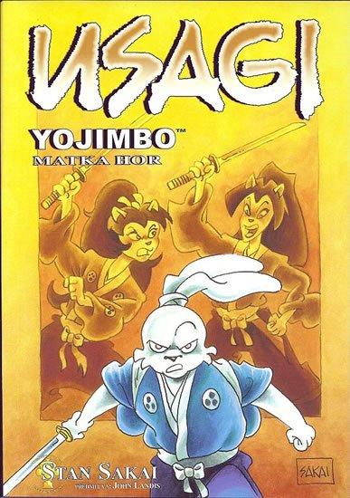 Sakai Stan: Usagi Yojimbo - Matka hor