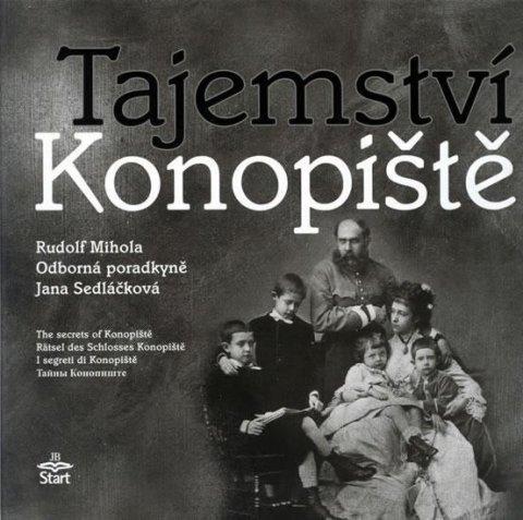 Mihola Rudolf: Tajemství Konopiště