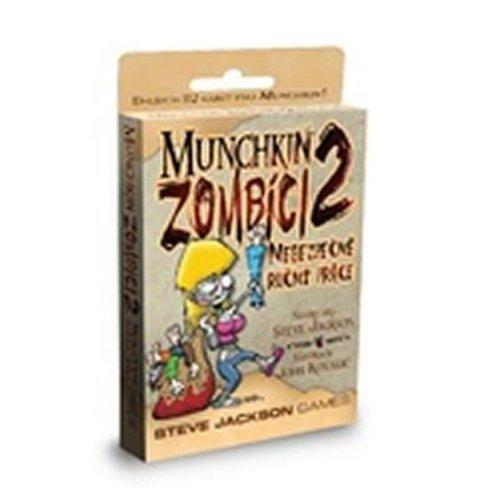 neuveden: Munchkin Zombíci 2 - Karetní hra - rozšíření