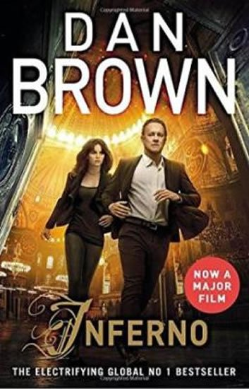 Brown Dan: Inferno - anglicky (Film Tie-In)