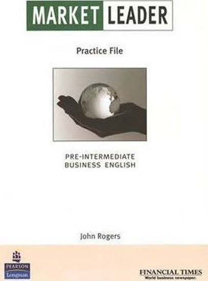 Cotton David: Market Leader Pre-Intermediate Practice File Book