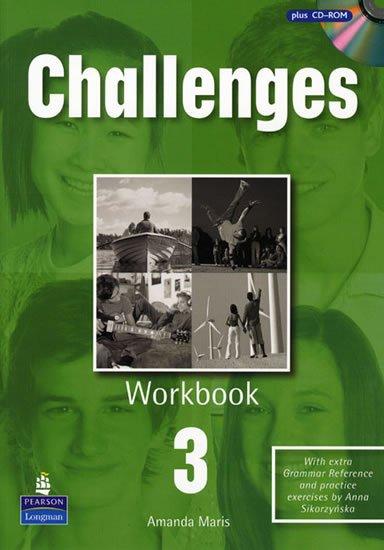 Maris Amanda: Challenges 3 Workbook w/ CD-ROM Pack