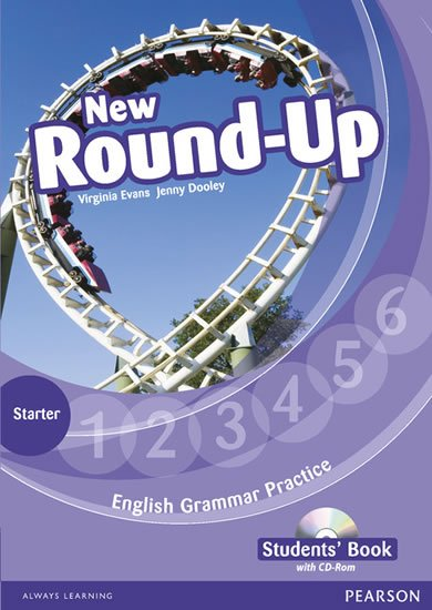 Dooley Jenny: Round Up New Edition Starter Students´ Book w/ CD-ROM Pack