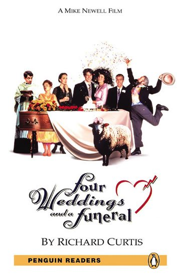 Curtis Richard: PER | Level 5: Four Weddings and a Funeral Bk/MP3 Pack