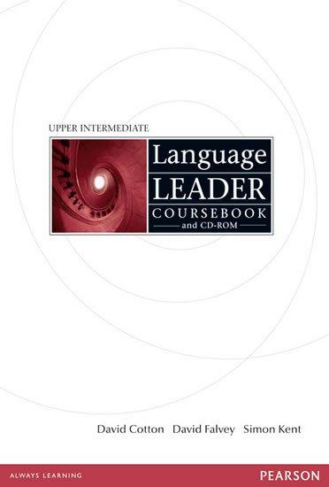 Cotton David: Language Leader Upper Intermediate CourseBook w/ CD-ROM/MyEnglishLab Pack
