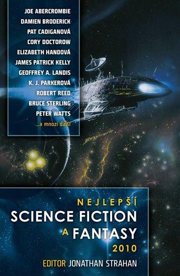 Strahan Jonathan: Nejlepší science fiction a fantasy 2010