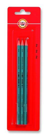 neuveden: Koh-i-noor tužka č.2 grafitová  3 ks
