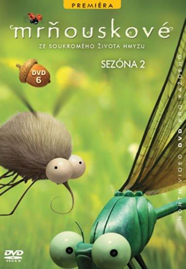 neuveden: Mrňouskové 6. - DVD