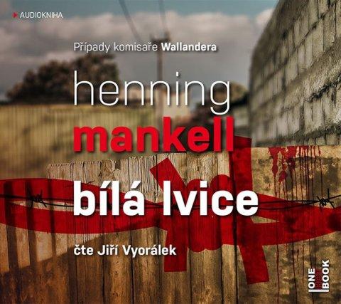 Mankell Henning: Bílá lvice - 2 CDmp3 (Čte Jiří Vyorálek)