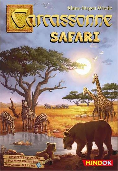Wrede Klaus-Jürgen: Carcassonne: Safari