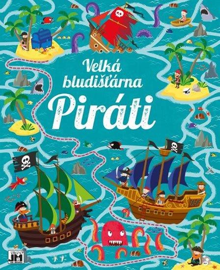neuveden: Piráti - Velká bludišťárna